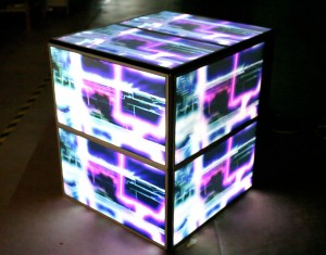 The Cube - 10 Sep 2013