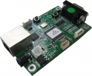 IP-60 Ethernet to RS-232 Add-on Board