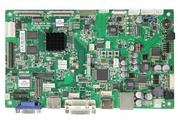 svx-2560-lcd-controller