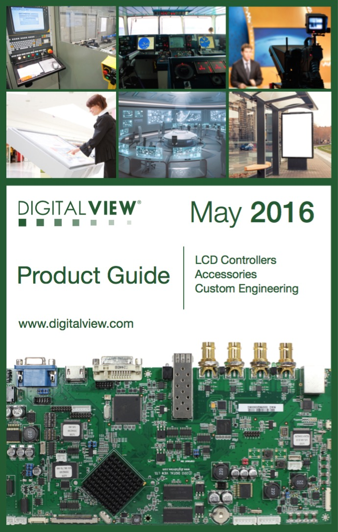 Digital View 2016 Product Guide