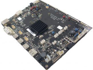 Digital View svx-4096 LCD controller