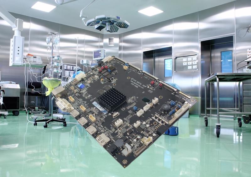 SVX-4096 and DICOM