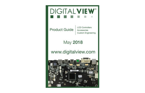 digital view 2018 product guide